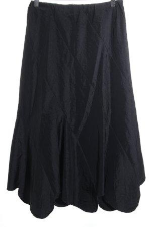 Midirock schwarz Elegant