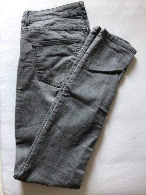 Midwaist Hose Größe 38 grau von H&M