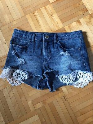 Midwaist Hotpants