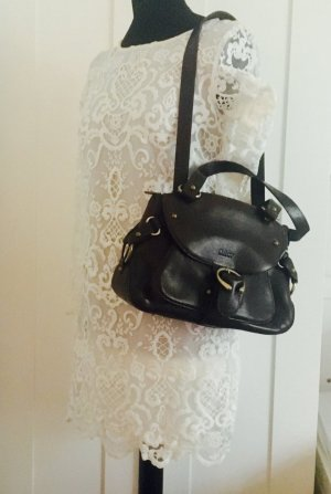 Miete mich für 14 € Gabor Lederhandtasche braun :)