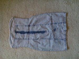 Miete mich für 7 € figurbetontes Jeanskleid von ONLY :)