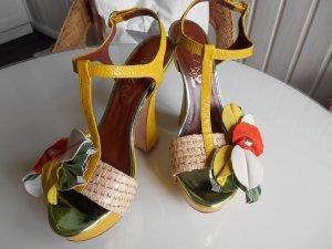 MIEZKO Atelier Plateau-Sandale High Heels NEU