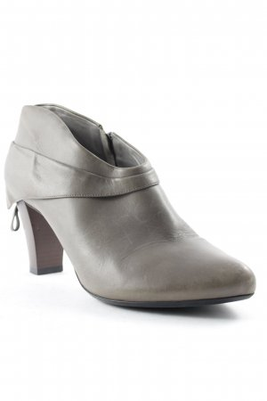 Miezko High Heel Sandaletten khaki Casual-Look