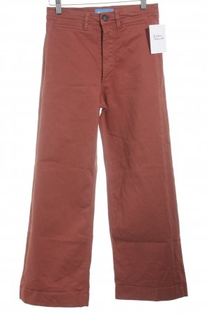 Mih jeans Marlene Denim russet casual look