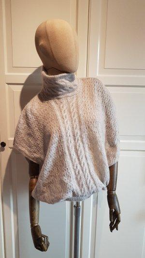 Miki la mousseluxus designer sweater hygge boho poncho