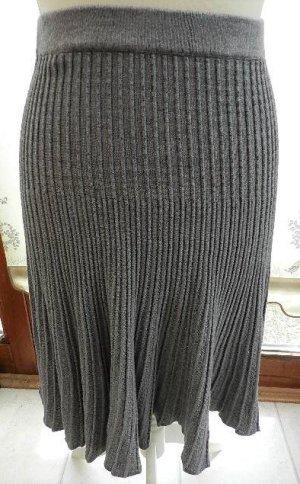 Milano Wool Skirt grey
