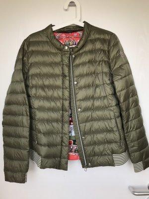 Milestone Leichtdaunen Jacke Khaki Grün