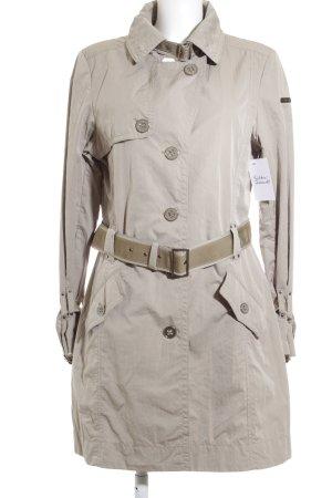 Milestone Trenchcoat beige schlichter Stil