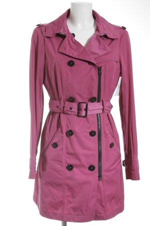 Milestone Übergangsjacke pink Casual-Look