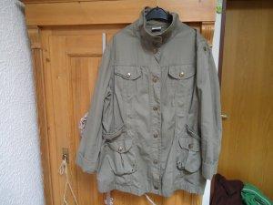Militärjacke khaki 46-48