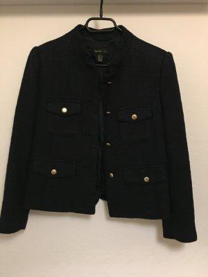 Militärsjacke blau blazer