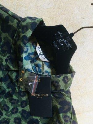 Military/Animal Kleid von Brave Soul, neu, M