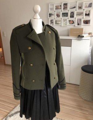 Military Blazer von Zara