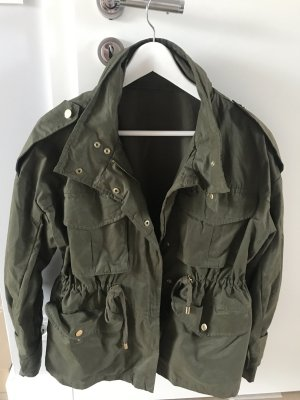 Military Green Jacke - Perfekt für den Frühling !!