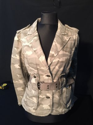 Sublevel Military Jacket multicolored
