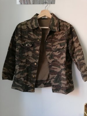 Vera & Lucy Military Jacket multicolored