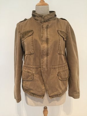 Military Jacke - Field Jacket (Zara)