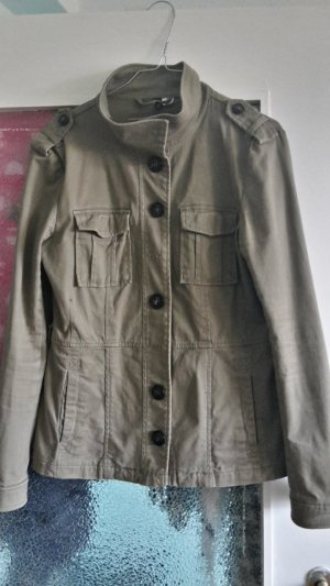military Jacke H&M divided