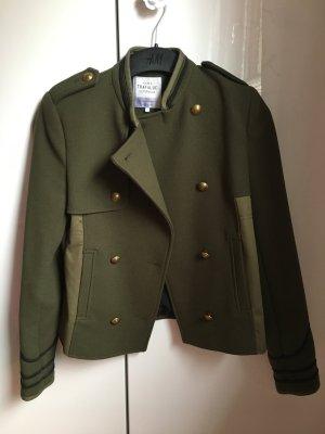 Military Jacke neu von Zara XS
