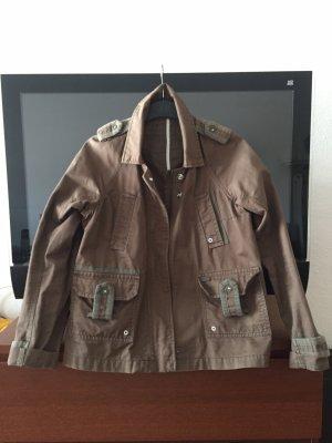 Roxy Military Jacket green grey