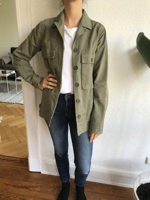 Military Jacket / Parka von EDITED