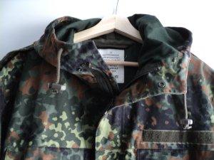 Military Mantel mit Kapuze groß