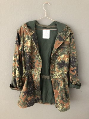 Military Parka - Urban Outfitters