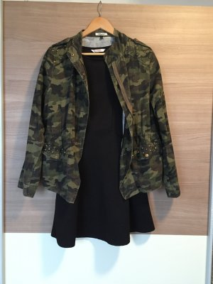Militaryjacke Camouflaggemuster von the 6th