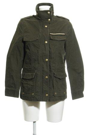 Military Jacket khaki military look