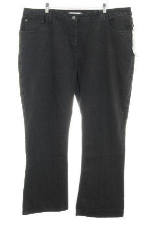 Million X Women Slim Jeans schwarz Jeans-Optik