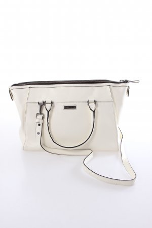 Milly Kelly Solid Satchel Bone