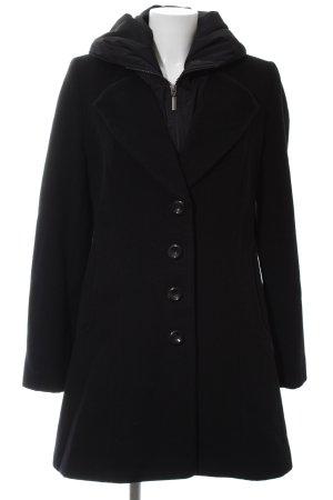 Milo Coats Abrigo corto negro estilo «business»