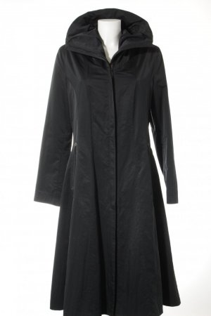 Milo Coats Trenchcoat schwarz Casual-Look