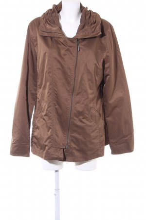 Milo Coats Between-Seasons Jacket brown casual look