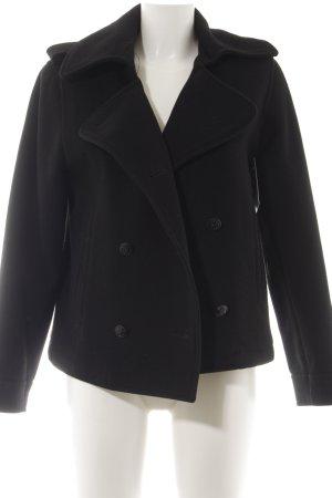 Milo Coats Giacca di lana nero elegante