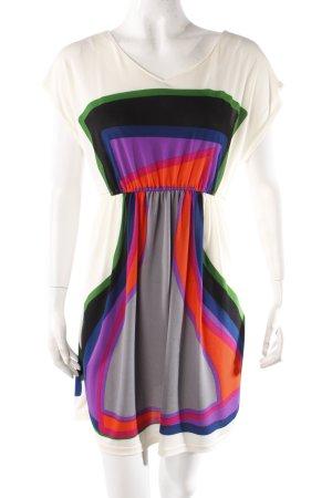 Mina UK Kleid mit auffälligem Print