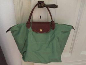 mind grüne Longchamp Tasche