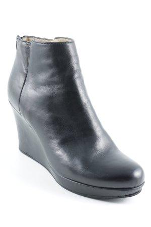 minelli Keil-Pumps schwarz Street-Fashion-Look