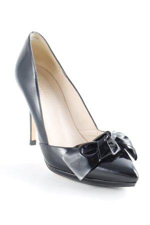 minelli Spitz-Pumps schwarz Elegant
