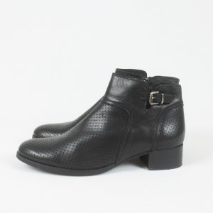 minelli Chelsea Boots black leather