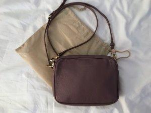 Mini Coccinelle Tasche Lila/Mauve