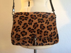 MINI CYNNIE Cross Body Bag Leopard Print Tasche