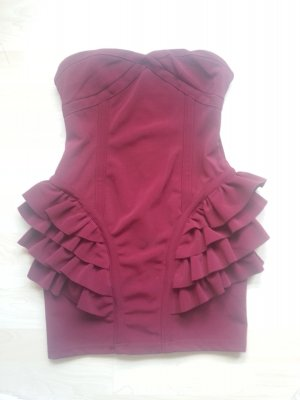 Mini Dress Sexy Red Gr. 36