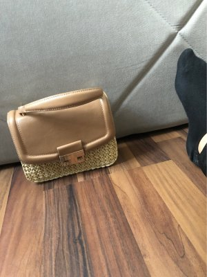 H&M Mini Bag light brown-beige