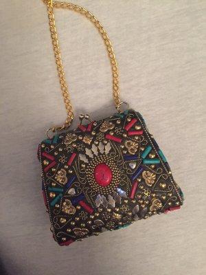 Mini Handtasche im Vintage-Look