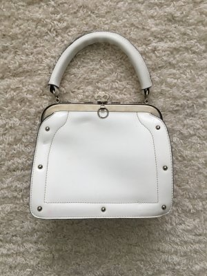 Carry Bag white-silver-colored