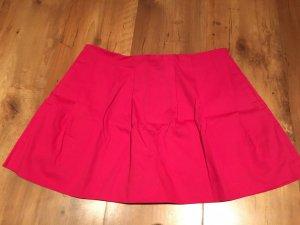 Zara Falda pantalón rosa