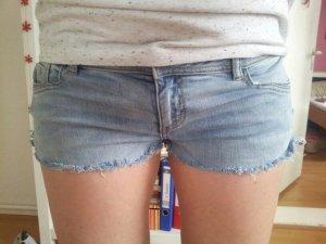 Mini hotpants Jeans kurze Hose
