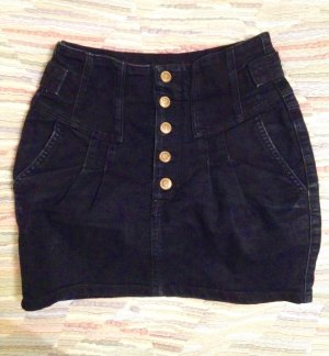 Mini Jeans Denim Rock Topshop XS 34 Highwaisted