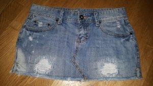 *Mini Jeans Rock*